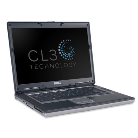 Dell Latitude D830 Laptop with Windows 7 Core 2 Duo 2.0GHZ 80GB HD 2GB RAM 15.4 Widescreen Display