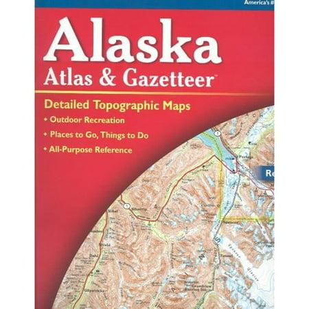 Alaska Atlas   Gazetteer