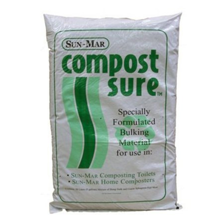 Sun-Mar CompostSure Composting Accelerator for Waterless Systems - 5 Bags