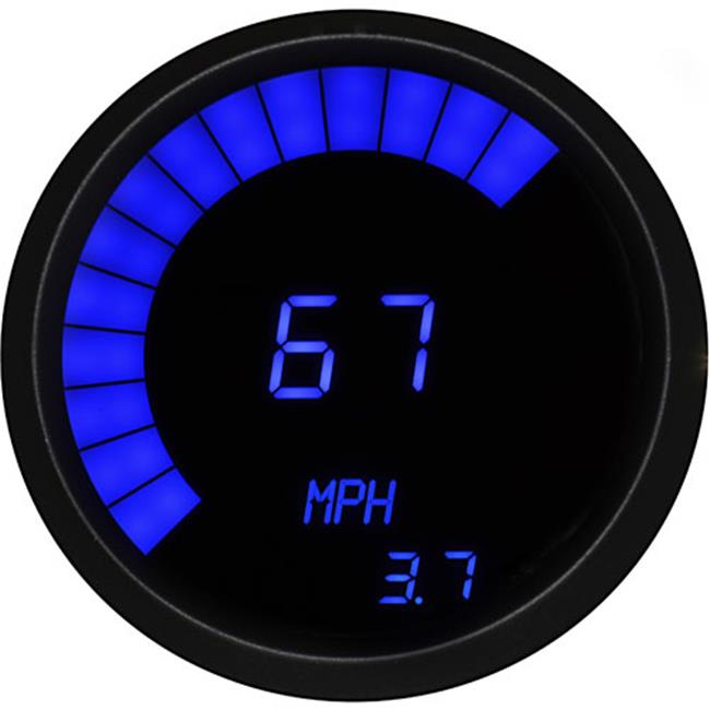 M9250B Speedometer & Tachometer Combo LED Bargraph - image 1 of 1