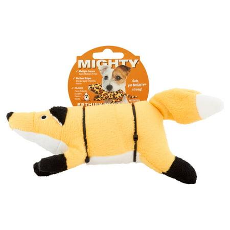 Mighty Dura-Scale Fox Dog Toy