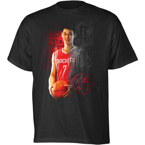 Big Men's NBA Rockets Lin Graphic tee