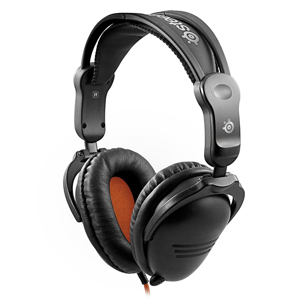 Gaming Headsets, Steelseries 3hv2 Pc Gaming Headsets, (certified Refurbished)