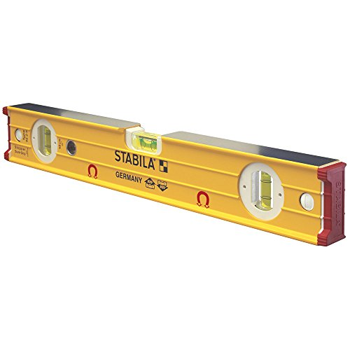 Stabila 38616 16-Inch Magnetic Builder's Level