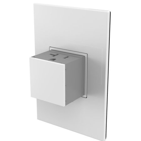 Legrand Adorne  Wall Mounted Outlets ()