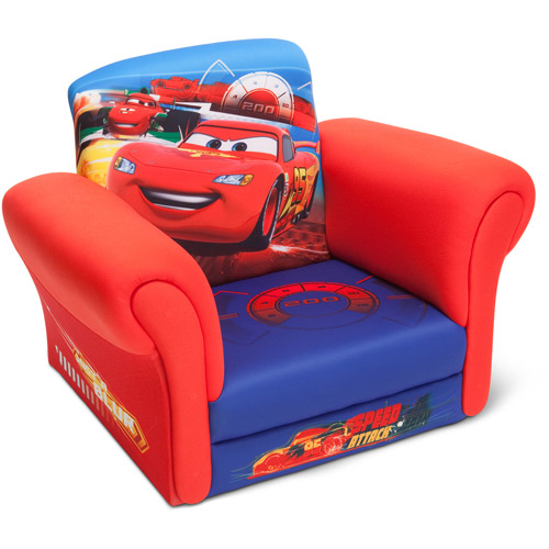 Disney Cars Upholstered Drift Deluxe Chair