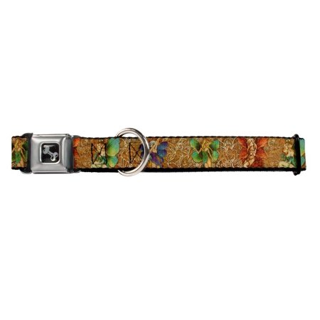Girls with Colorful Butterfly Wings Collage Fun Animal Seatbelt Pet Co