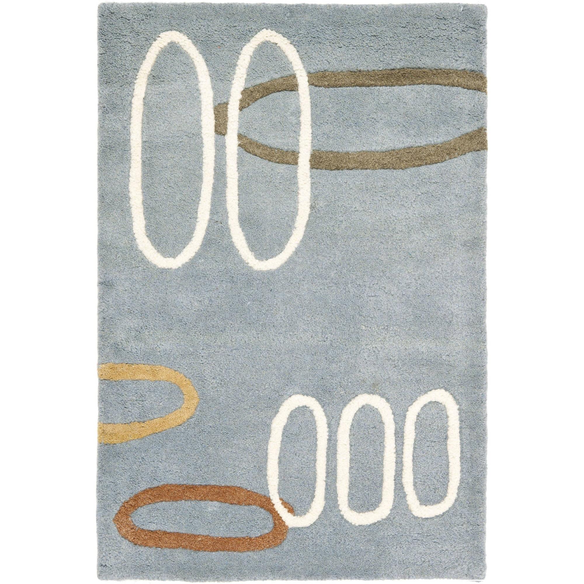 Safavieh Soho Christy Abstract Wool Area Rug or Runner