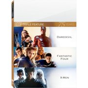 Daredevil   Fantastic Four   X-Men (Fox 75th Anniversary) (Widescreen) by NEWS CORPORATION