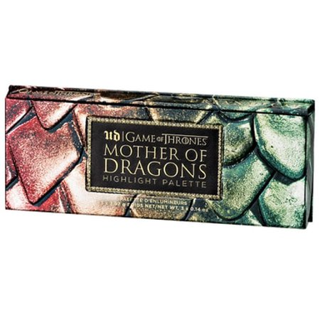 Urban Decay Mother Of Dragons Highlight Palette 3 pods 0.14oz (Best Urban Decay Products 2019)