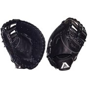 "Akadema 12.5"" Precision Kip Series Baseball First Base Mitt, Left Hand Throw"