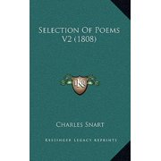 Selection of Poems V2 (1808)
