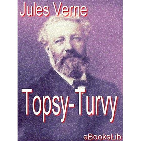 Topsy-Turvy - eBook