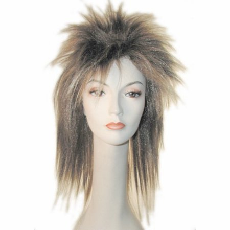 Tina Turner Wig Blonde Labyrinth Jareth David Bowie 80s Glam Womens Mens Costume - Labyrinthe Halloween