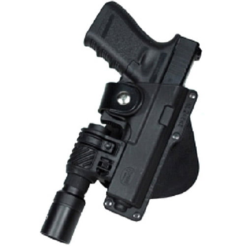"Fobus Roto Tactical Speed Holster #GLT19 Belt Holster(2.25""), Right Hand, Fits with Laser by Fobus"