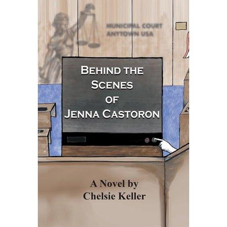 Behind the Scenes of Jenna Castoron - eBook (Halloween 1 Behind The Scenes)