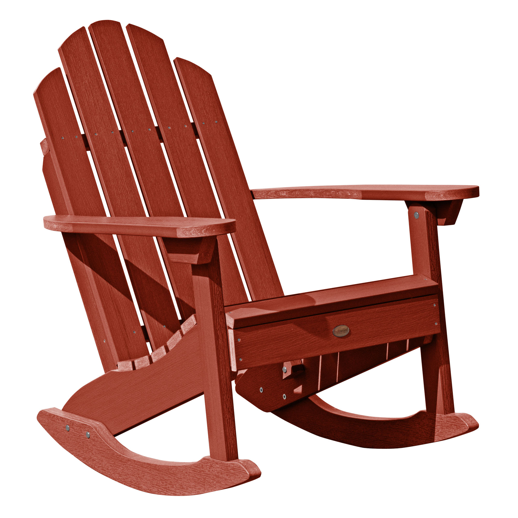 highwood® Eco-Friendly Classic Westport Adirondack Rocking Chair