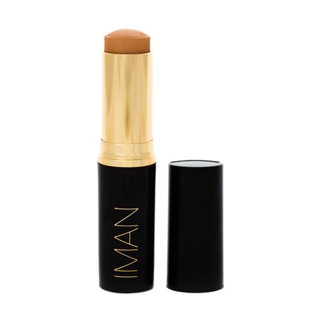 IMAN Second to None Stick Foundation Clay 1, 0.28 oz
