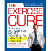 The Exercise Cure - eBook