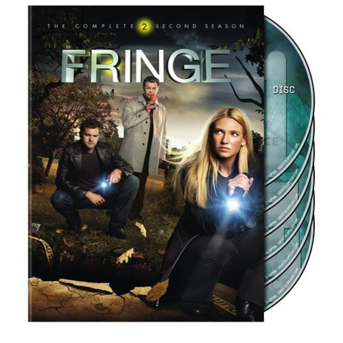 Fringe: The Complete Second Season (Widescreen)