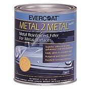Fibre Glassevercoat FIB-889 Metal-2-metal, 1-quart