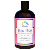 Rainbow Research  Bubble Bath  Lavender Chamomile  Gentle Formula  12 fl oz  360 ml