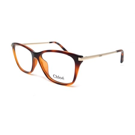 CHLOE Eyeglasses CE2672 219 Tortoise Cat Eye Women's (Eyeglasses For Eyes)