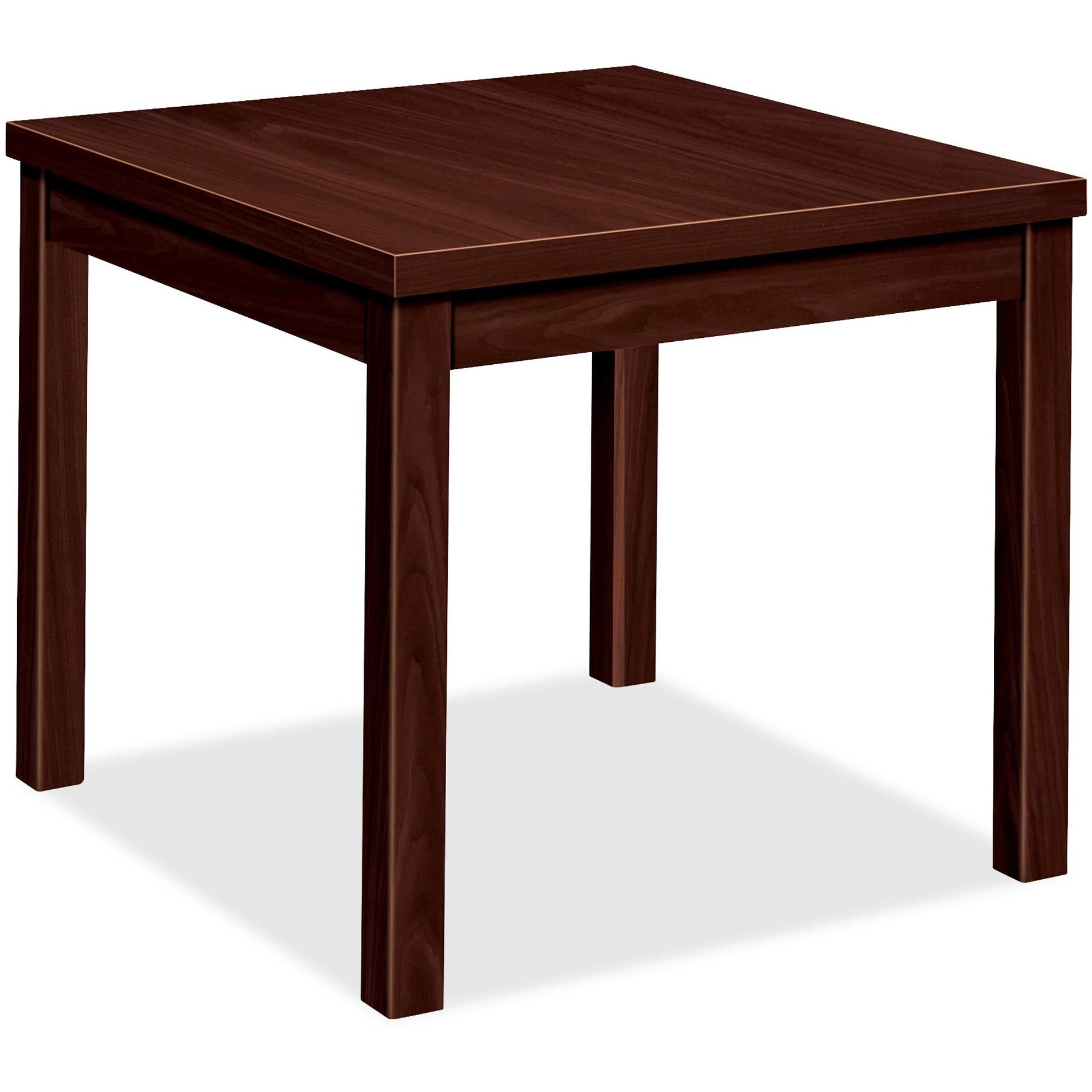 """HON, HON80193NN, Laminate End Table, 24""""W x 20""""D, 1 Each"""