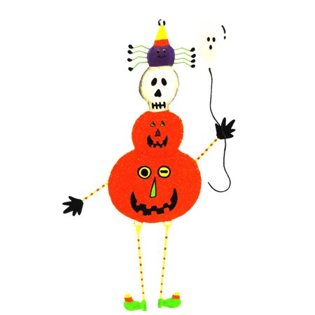 Halloween PUMPKIN MAN ORNAMENT