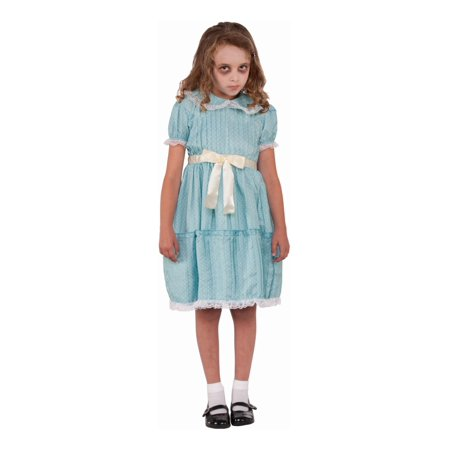 Girls Creepy Sister Costume - Creepy Toddler Costumes