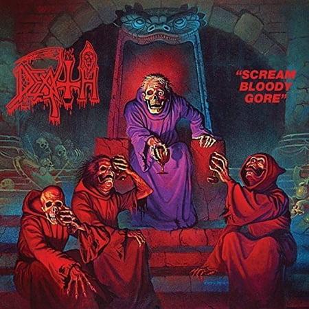 Scream Bloody Gore (CD)](Blood Gore)