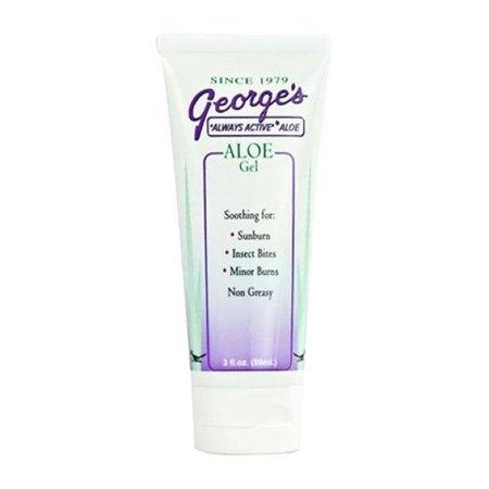 George's Aloe Vera Gel, 3 Ounce