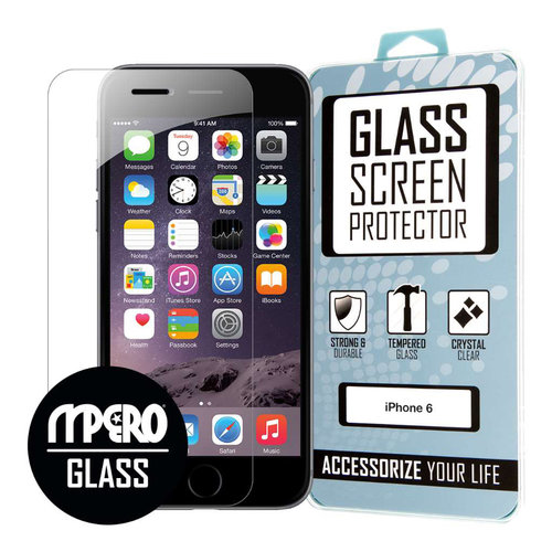 Apple iPhone 6/6S Tempered Glass Screen Protector, Full Screen