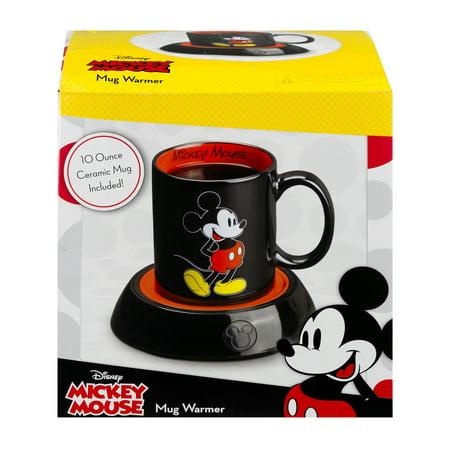 Disney DMP16 Mickey Mouse Mug Warmer Ceramic Mug Included