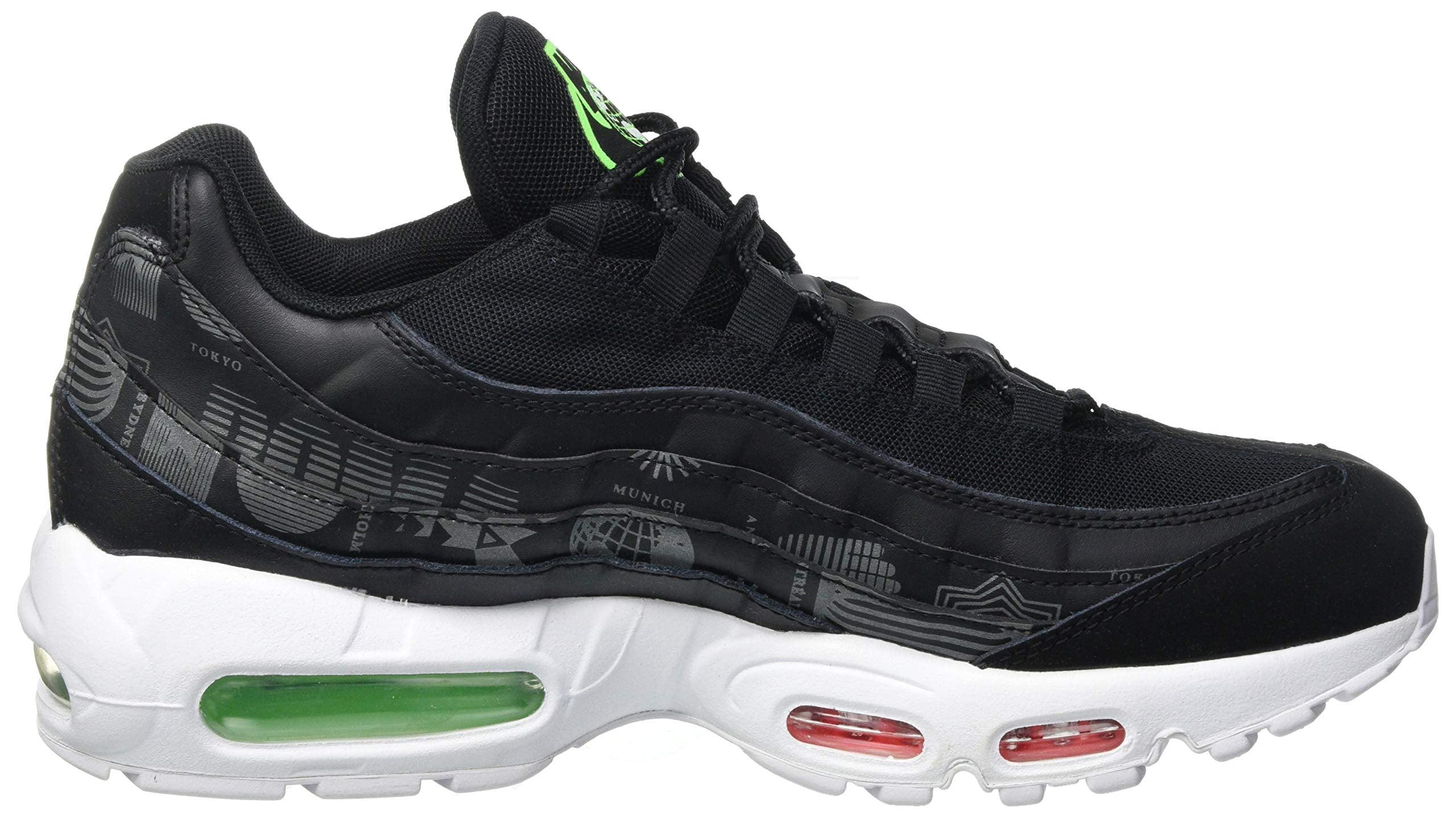 Nike - Nike Men's Air Max 95 Se Worldwide Running Shoe (9.5) - Walmart.com
