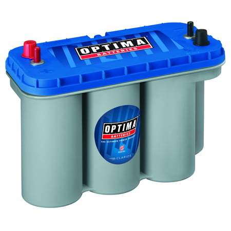 OPTIMA BlueTop Marine Battery, Group 31