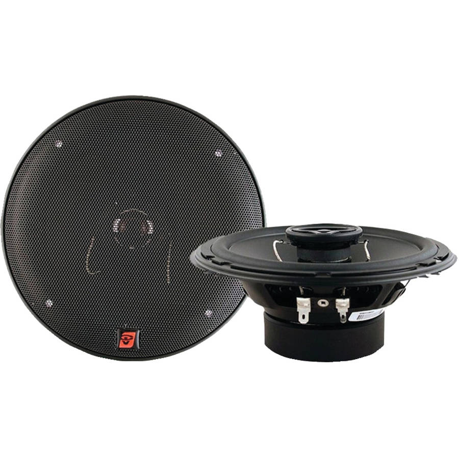 """Cerwin-Vega Mobile XED52 XED Coaxial Speakers (2-Way, 5.25"""") by Cerwin-Vega"""