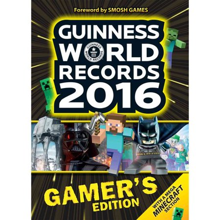 Guinness World Records 2016: Gamer's Edition