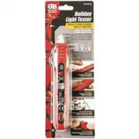 gardner bender led holiday light tester 12 600 vac red