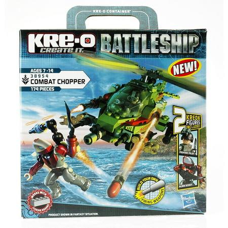 Kre-O Battleship Combat Chopper Set (Star Trek Toys Kre O)