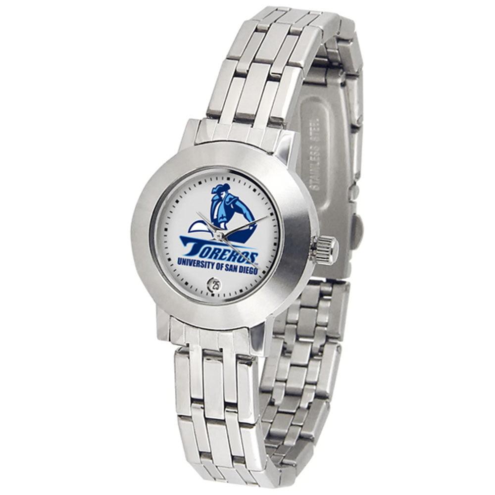 "San Diego Toreros NCAA ""Dynasty"" Ladies Watch"