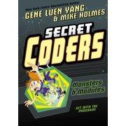 Secret Coders: Monsters & Modules (Hardcover)