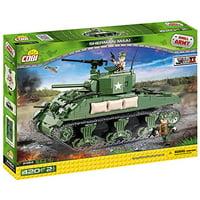 COBI Small Army - WW-Sherman M4A1 Tank