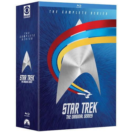 Paramount Star Trek: The Original Series - The Complete S...