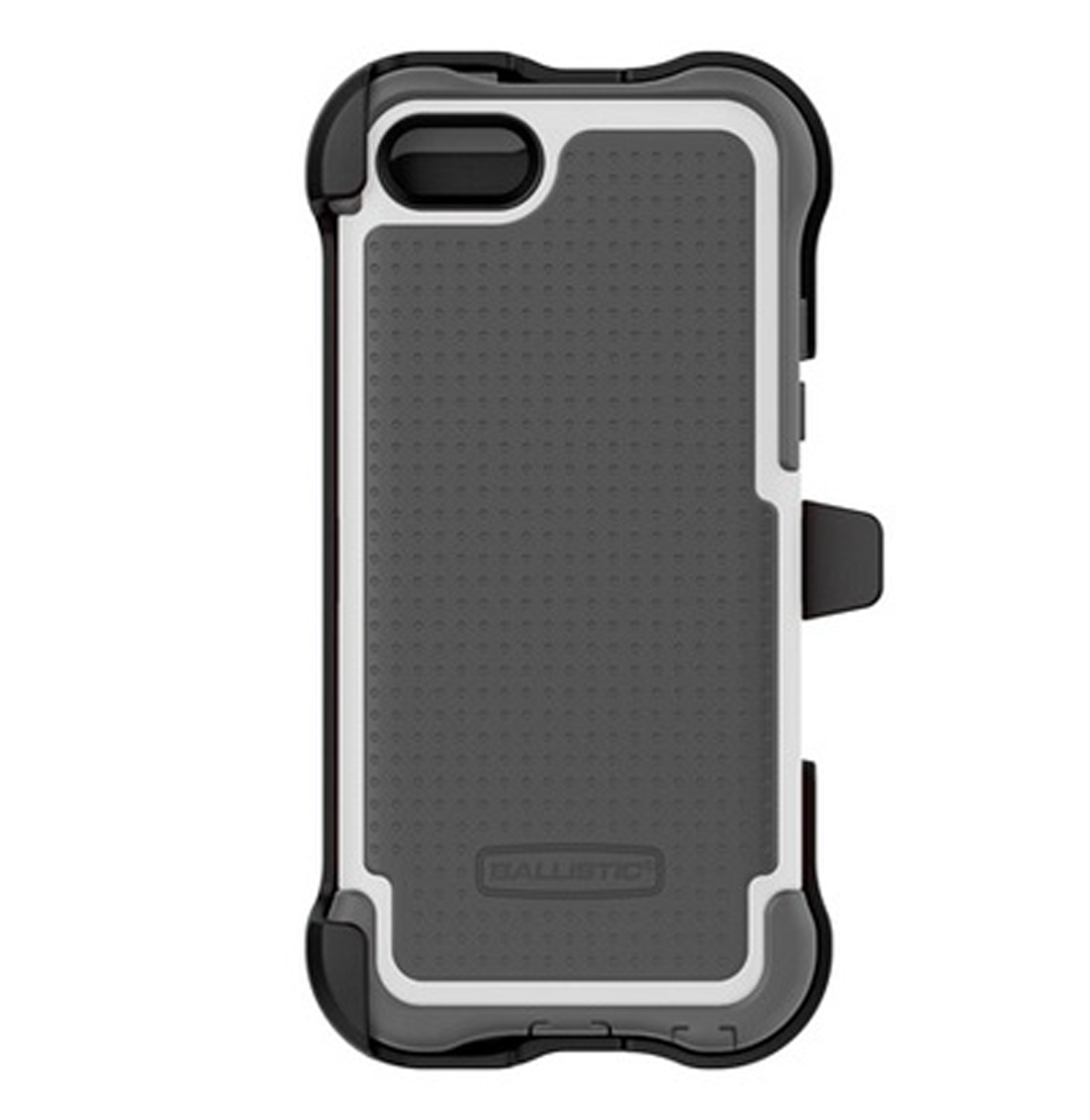 Ballistic SX1149-A135 MAXX Case with Holster for Apple iPhone 5C - Gray/White