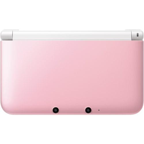 Nintendo 3DS XL, Pink/White