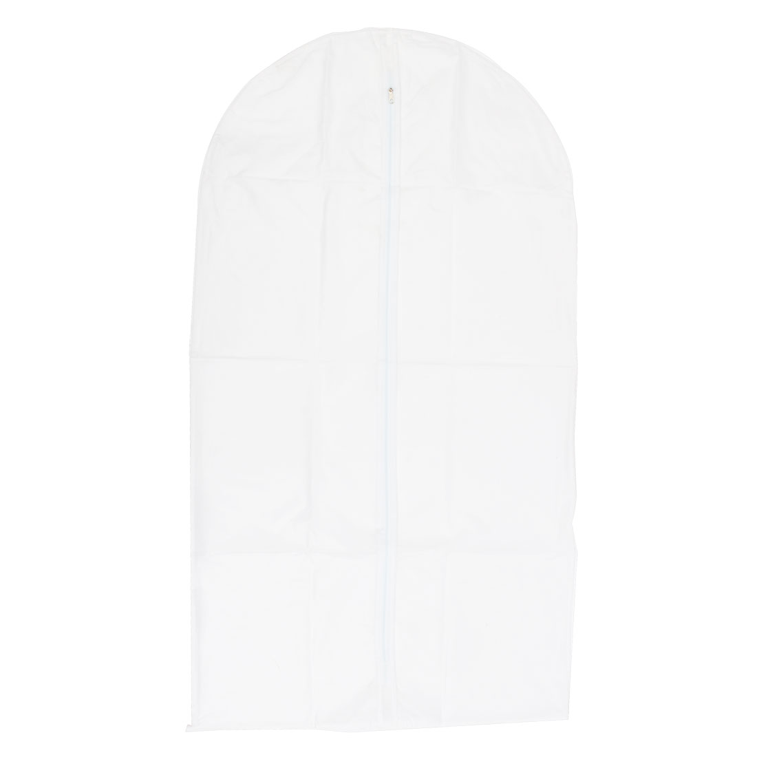 110cm x 60cm White Anti Dust Protective Suit Dress Garment Clothing Cover Bag - image 1 of 1
