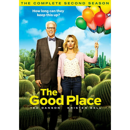 The Good Place: The Complete Second Season (DVD) - image 1 of 1