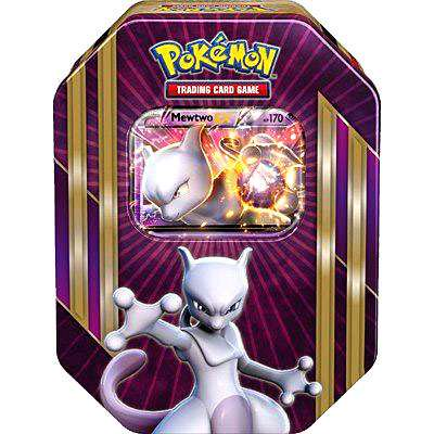 Pokemon Spring 2016 Mewtwo-EX Collector
