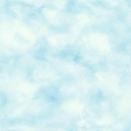RoomMates Cloud Blue Peel & Stick Wallpaper ()